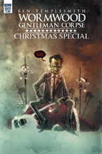 Image: Wormwood Gentleman Corpse Christmas Special  (cover B - Templesmith) - IDW Publishing
