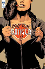Image: Half Past Danger II: Dead to Reichs #4 (cover A - Mooney) - IDW Publishing