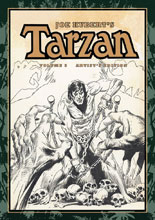 Image: Joe Kubert's Tarzan Artist Edition Vol. 03: Tarzan & the Lion Man and Other Stories HC  - IDW Publishing