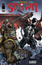 Image: Spawn Holiday: Krampus Tale #1 (cover A - Butler & McFarlane) (One Shot) - Image Comics