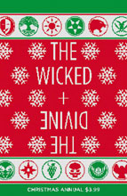 Image: Wicked & Divine Christmas Annual #1 (cover A - McKelvie & Wilson) (One Shot) - Image Comics