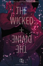 Image: Wicked & Divine Christmas Annual #1 (cover B - Anka) (One Shot) - Image Comics