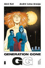 Image: Generation Gone Vol. 01 SC  - Image Comics