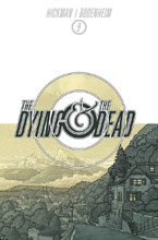 Image: Dying and the Dead #9 - Image Comics