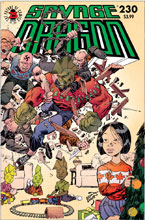 Image: Savage Dragon #230 - Image Comics