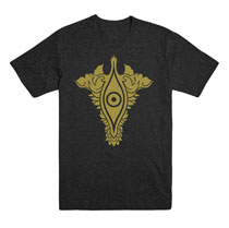 Image: Monstress Eye T-Shirt  (XL) - Image Comics