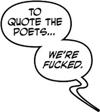 Image: Monstress Pin: To Quote the Poets  - Image Comics