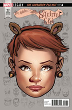 Image: Unbeatable Squirrel Girl #27 (Legacy) (variant cover - McKone Legacy Headshot) - Marvel Comics