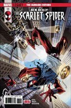Image: Ben Reilly: The Scarlet Spider #11 (Legacy) - Marvel Comics
