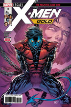 Image: X-Men: Gold #18 - Marvel Comics