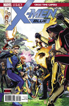 Image: X-Men Blue #18 (Legacy) - Marvel Comics