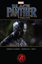 Image: Marvel's Black Panther Prelude SC  - Marvel Comics