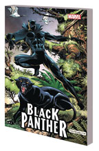 Image: Black Panther: Panther's Quest SC  - Marvel Comics