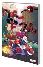 Image: Spider-Man / Deadpool Vol. 04: Serious Business SC  - Marvel Comics