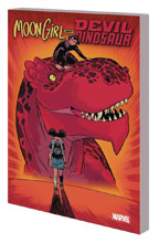 Image: Moon Girl and Devil Dinosaur Vol. 04: Girl-Moon SC  - Marvel Comics