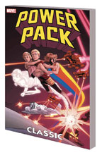 Image: Power Pack Classic Vol. 01 SC  (new printing) - Marvel Comics