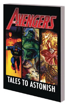 Image: Avengers: Tales to Astonish SC  - Marvel Comics