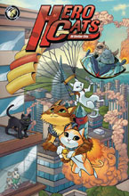 Image: Hero Cats Vol. 01 HC  - Action Lab Entertainment