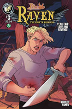 Image: Princeless Raven Year 2 #3 (Love and Revenge) - Action Lab Entertainment