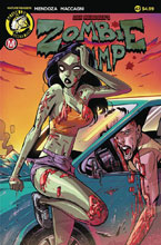 Image: Zombie Tramp #42 (cover A - Celor) - Action Lab - Danger Zone