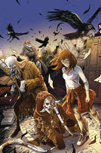 Image: Backways #1 (cover A - Carlini) - Aftershock Comics