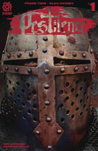 Image: Pestilence #1 (2nd printing) - Aftershock Comics