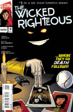 Image: Wicked Righteous #3 - Alterna Comics