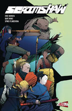 Image: Scrimshaw Vol. 01 SC  - Alterna Comics