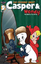Image: Casper and Wendy #1 - American Mythology Productions