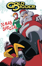 Image: Gold Digger Christmas Special #11 - Antarctic Press