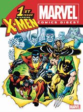 Image: Marvel Comics Digest #4 (X-Men) - Archie Comic Publications