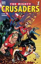 Image: Mighty Crusaders #1 (cover A - Shannon) - Archie Comic Publications