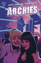 Image: Archies #3 (cover A - Reg Smallwood) - Archie Comic Publications