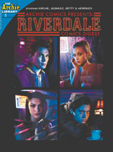 Image: Riverdale Digest #5 - Archie Comic Publications