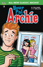 Image: All New Classic Archie: Your Pal Archie #5 (cover A - Parent) - Archie Comic Publications
