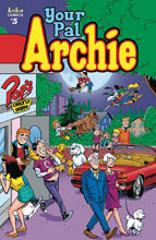 Image: All New Classic Archie: Your Pal Archie #5 (cover B - McClaine) - Archie Comic Publications