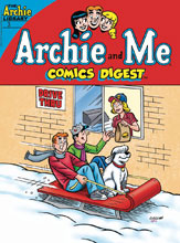 Image: Archie and Me Comics Digest #3 - Archie Comic Publications