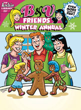 Image: B & V Friends Winter Annual Digest #257 - Archie Comic Publications