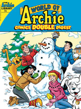 Image: World of Archie Comics Double-Digest #74 - Archie Comic Publications