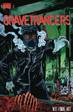 Image: Gravetrancers #4 - Black Mask Comics