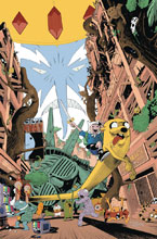 Image: Adventure Time Comics #18 (subscription cover - Pizarri) - Boom! Studios