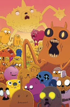 Image: Adventure Time #71 (subscription cover - McCormick) - Boom! Studios