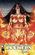 Image: Lookers Ember #5 (variant cover - Red Hot) - Boundless Comics