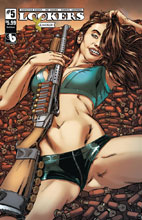 Image: Lookers Ember #5 (variant cover - Shellshock) - Boundless Comics