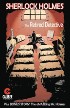 Image: Sherlock Holmes: Retired Detective GN  - Caliber Entertainment