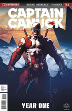 Image: Captain Canuck: Year One #1 (Virgin Art) - Chapterhouse Comics