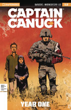 Image: Captain Canuck: Year One #2 (Virgin Art) - Chapterhouse Comics