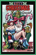 Image: Die Kitty Die! Christmas Special  (cover A)  [2017] - Chapterhouse Comics