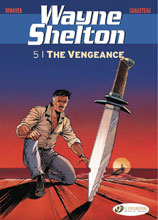 Image: Wayne Shelton Vol. 05 GN  - Cinebook