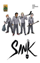 Image: Sink #4 (2-cover set) - Comixtribe